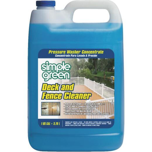 Simple Green Deck & Fence Pressure Washer Concentrate Cleaner