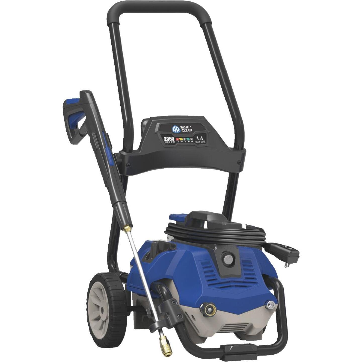 AR Blue Clean 2050 psi 1.4 GPM Cold Water Electric Pressure Washer Image 1