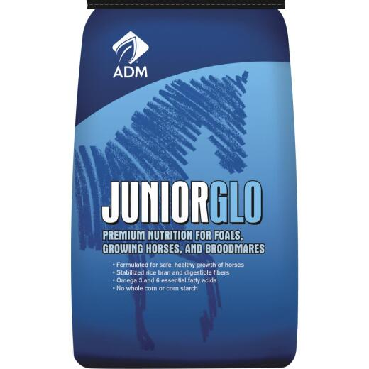 ADM JuniorGlo 50 Lb. Young Horse Feed
