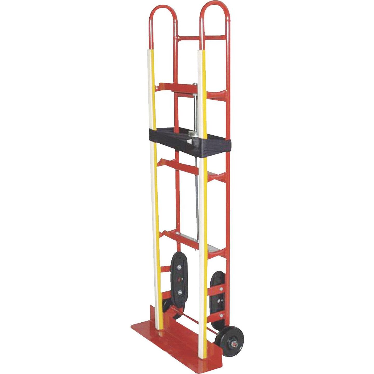 Milwaukee 800 Lb. Capacity 1 In. Tube Appliance Hand Truck with Stair Climber Image 1