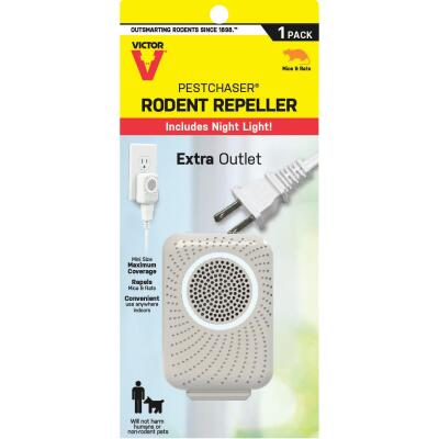 Victor Sonic PestChaser Sonic 400 Sq. Ft. Coverage 110 VAC Electronic Pest Repellent