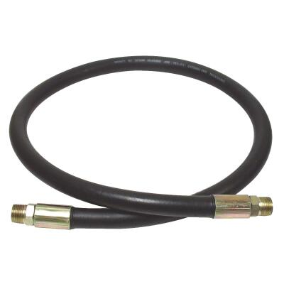 Apache 3/8 In. x 120 In. Male to Male Hydraulic Hose