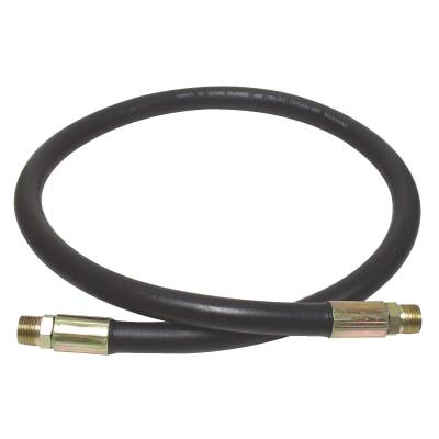 Apache 3/8 In. x 36 In. Male to Male Hydraulic Hose
