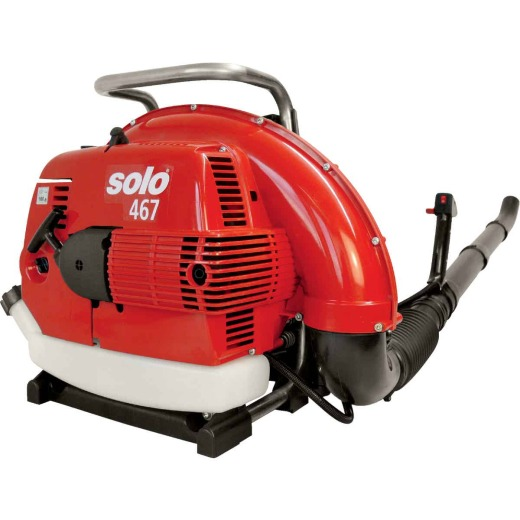 Solo 824 CFM 66.5cc Backpack Gas Blower