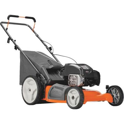 Husqvarna LC121P 21 In. 163cc OHV Briggs & Stratton Push Gas Lawn Mower