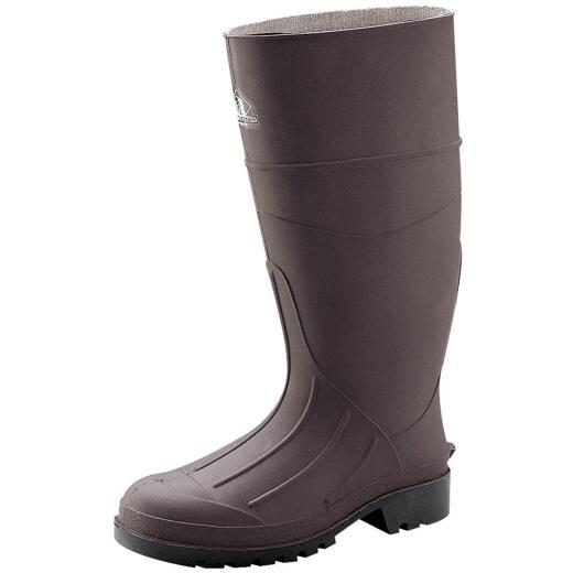 Honeywell Servus Men's Size 11 Brown PVC Rubber Work Boot