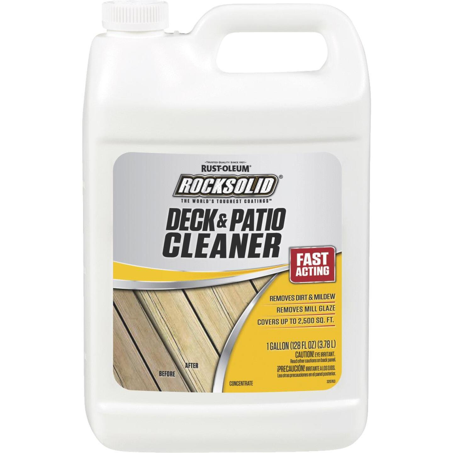 Rust-Oleum RockSolid 1 Gal. Deck & Patio Cleaner Concentrate Image 1