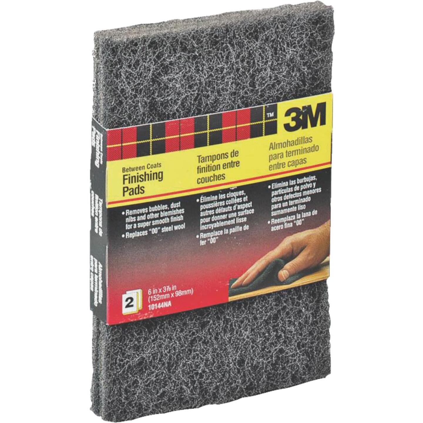3M 3-7/8 In. x 6 In. Finishing Pad (2 Count) Image 1