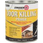 Zinsser Odor Killing Water-Based Interior Primer, White, 1 Qt. Image 1