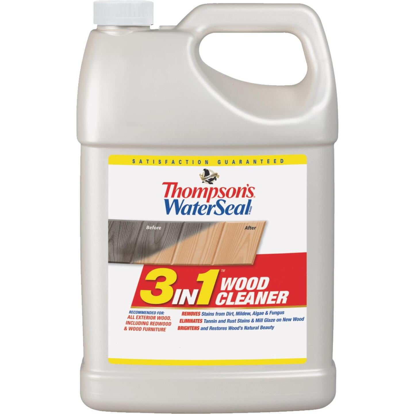 Thompson's WaterSeal 1 Gal. 3-In-1 Wood Deck Cleaner Image 1