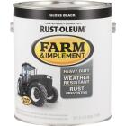 Rust-Oleum 1 Gallon Black Gloss Farm & Implement Enamel Image 1