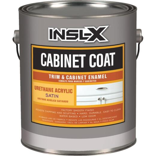 Insl-X 1 Gal. Tint Base 1 Satin Cabinet Coating