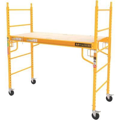 MetalTech Jobsite Series 6 Ft. Baker Scaffolding