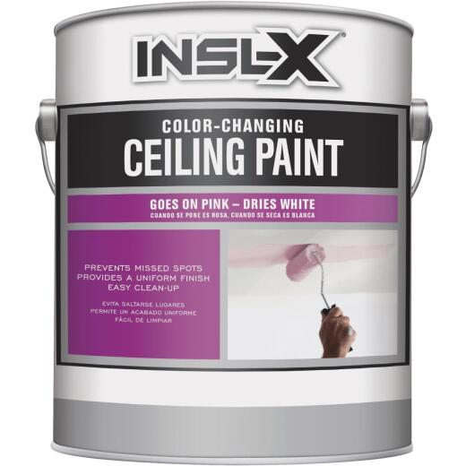 Insl-X 1 Gal. Color-Changing Ceiling Paint