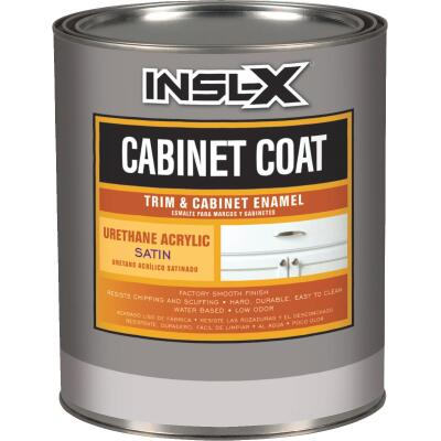 Insl-X 1 Qt. Tint Base 3 Satin Cabinet Coating