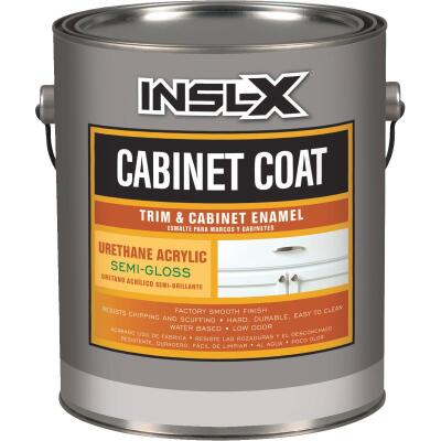 Insl-X 1 Gal. Tint Base 4 Semi-Gloss Cabinet Coating