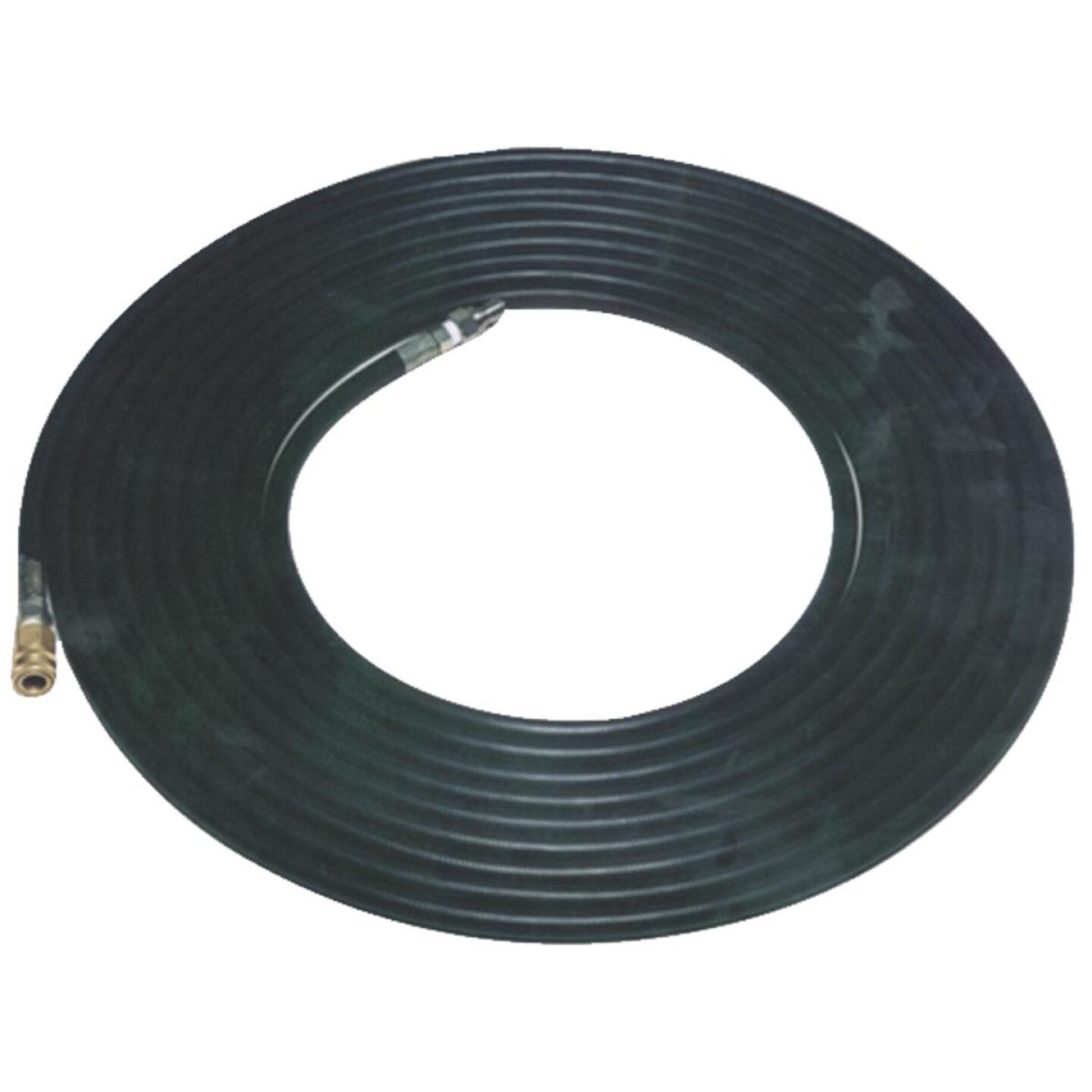 Mi-T-M 1/4 In. x 30 Ft. 2400 psi Pressure Washer Hose Image 1
