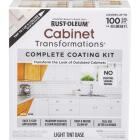 Rust-Oleum Transformations Light Tint Base Satin Cabinet Coating Kit Image 1