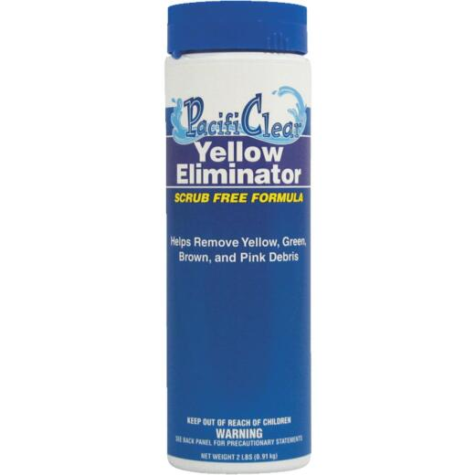 PacifiClear 2 Lb. Yellow Eliminator Algaecide Granule