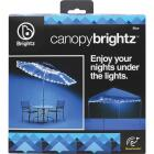 Canopy Brightz 40 Ft. Blue LED Battery Powered Rope Light Image 1