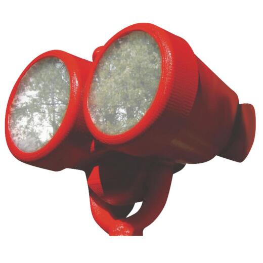 Swing N Slide Red Plastic Playground Binoculars