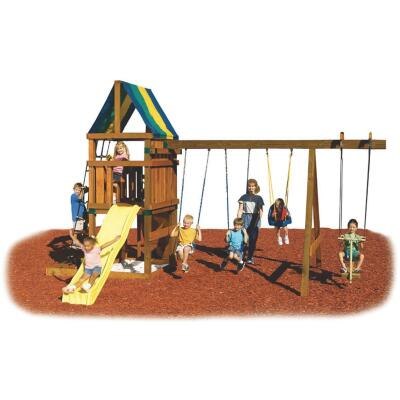 Swing N Slide Alpine Custom Ready-To-Build Swing Set Kit