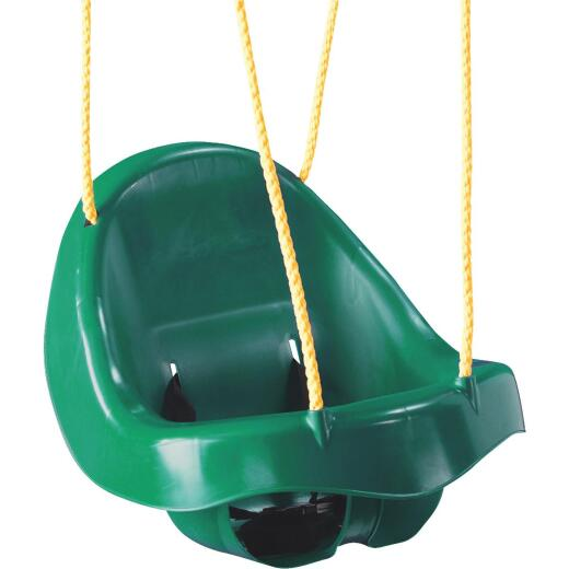 Swing N Slide Toddler Green Seat Swing