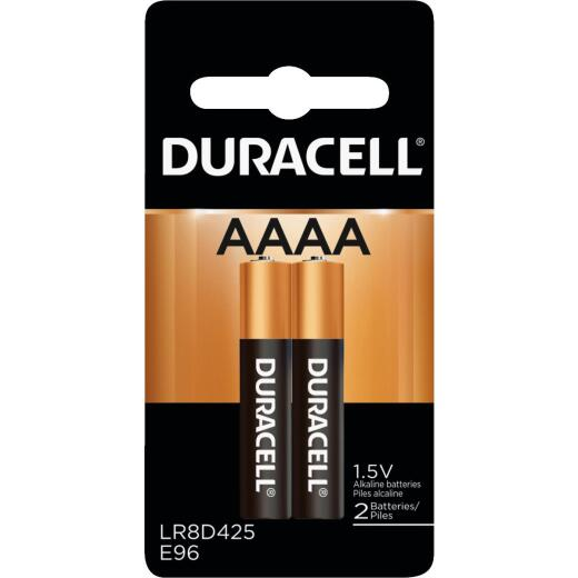 Duracell AAAA Alkaline Battery (2-Pack)