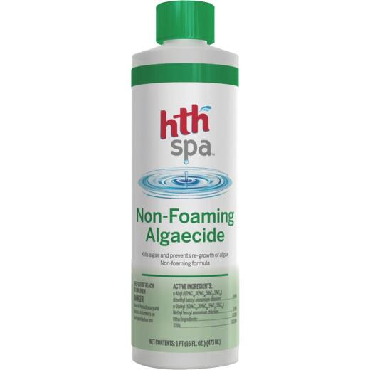 HTH Spa Non-Foaming 1 Pt. Liquid Algaecide