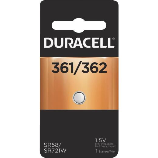 Duracell 361/362 Silver Oxide Button Cell Battery