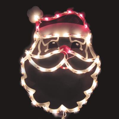 J Hofert 18 In. Incandescent Lighted Santa