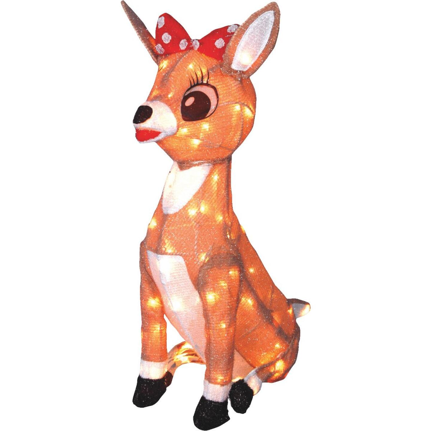 Product Works 24 In. Incandescent Clarice Holiday Figure Image 1